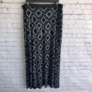 FRESH PRODUCE Maxi Skirt Size Medium